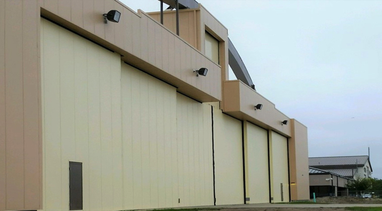 Bi-parting Rolling Doors by WELL BILT Industries - CT