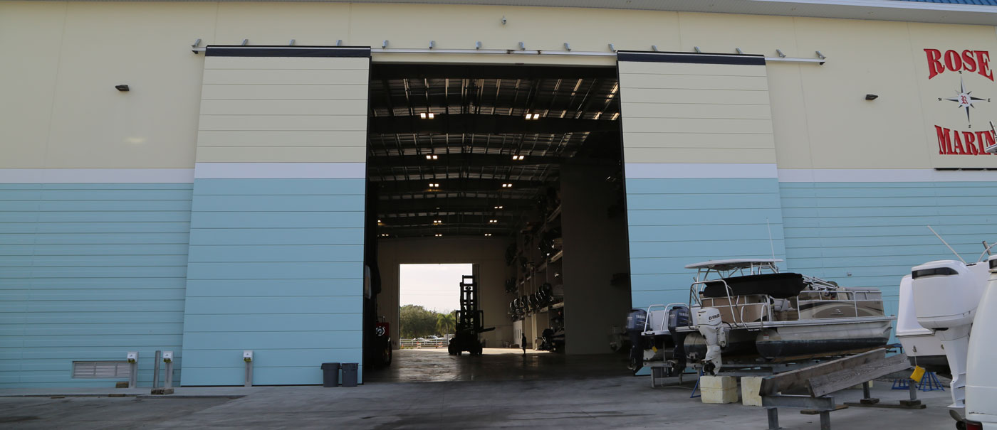 doors for the industrial and commercial industries
